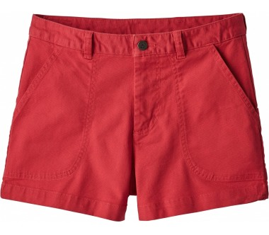Patagonia - Stand Up women's shorts (red)
