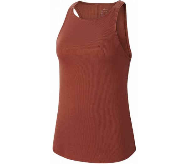 NIKE Brown Damen Trainingsshirt - 1