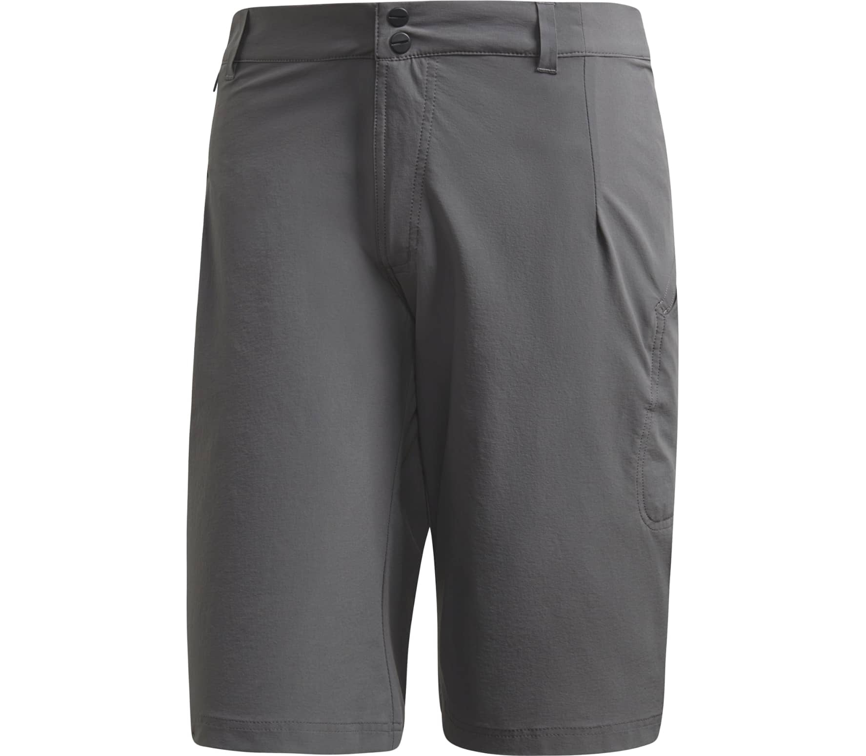 Adidas - Trail Cross Herr multi-sports shorts (grå) - XL