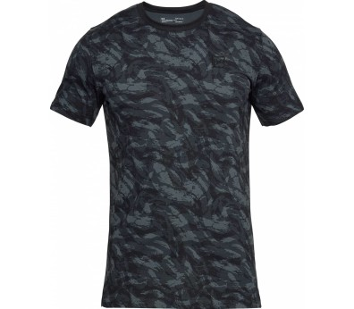 Under Armour - Threadborne Streaker Herren Laufshirt (schwarz)