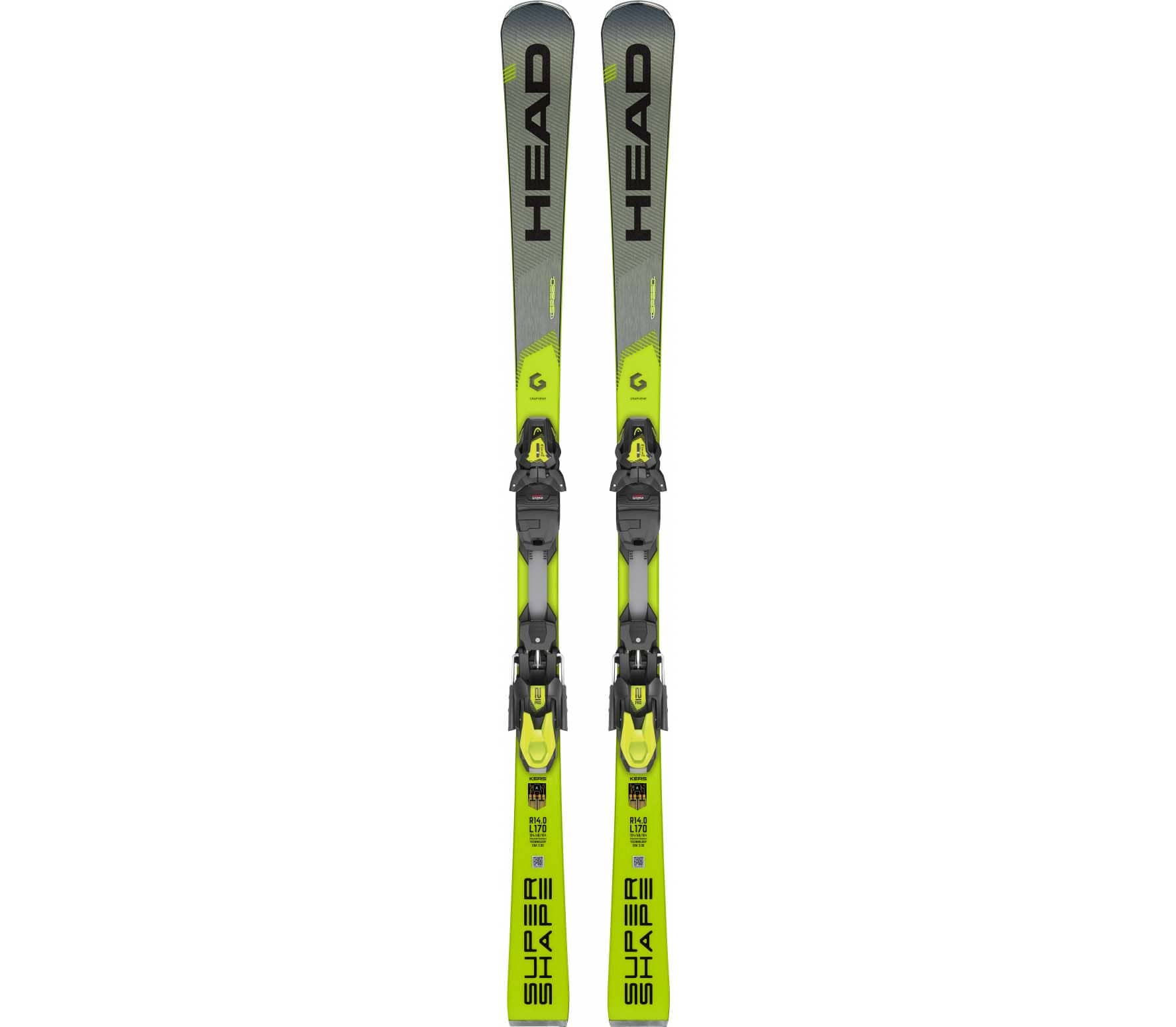 Supershape i.Speed SW MFPR inkl. PRD 12 GW BR.85 Unisex Ski mit Bindung