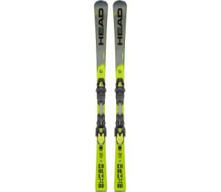 Supershape i.Speed SW MFPR inkl. PRD 12 GW BR.85 Unisex Ski avec fixation