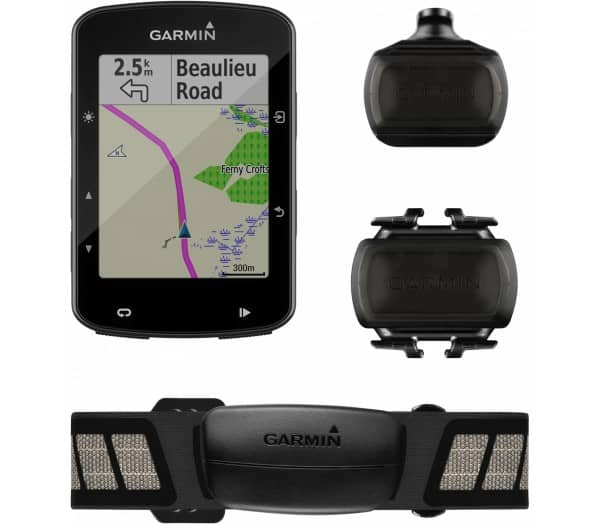 GARMIN Edge 520 Bundle Ordinateur de vélo - 1