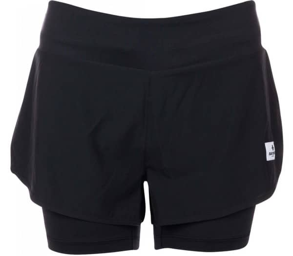 SAYSKY 2 In 1 Women Running Shorts - 1