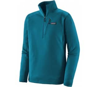Crosstrek 1/4 Zip Men Long Sleeve