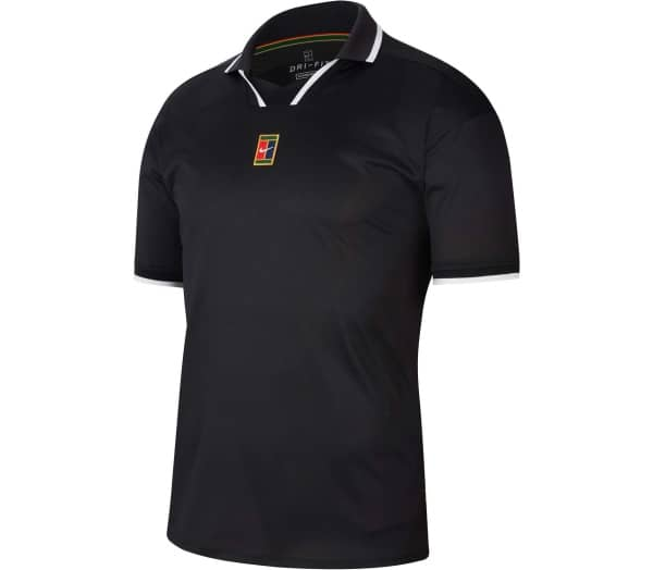 NIKE Breathe Slam Men Tennis-Polo-Shirt - 1