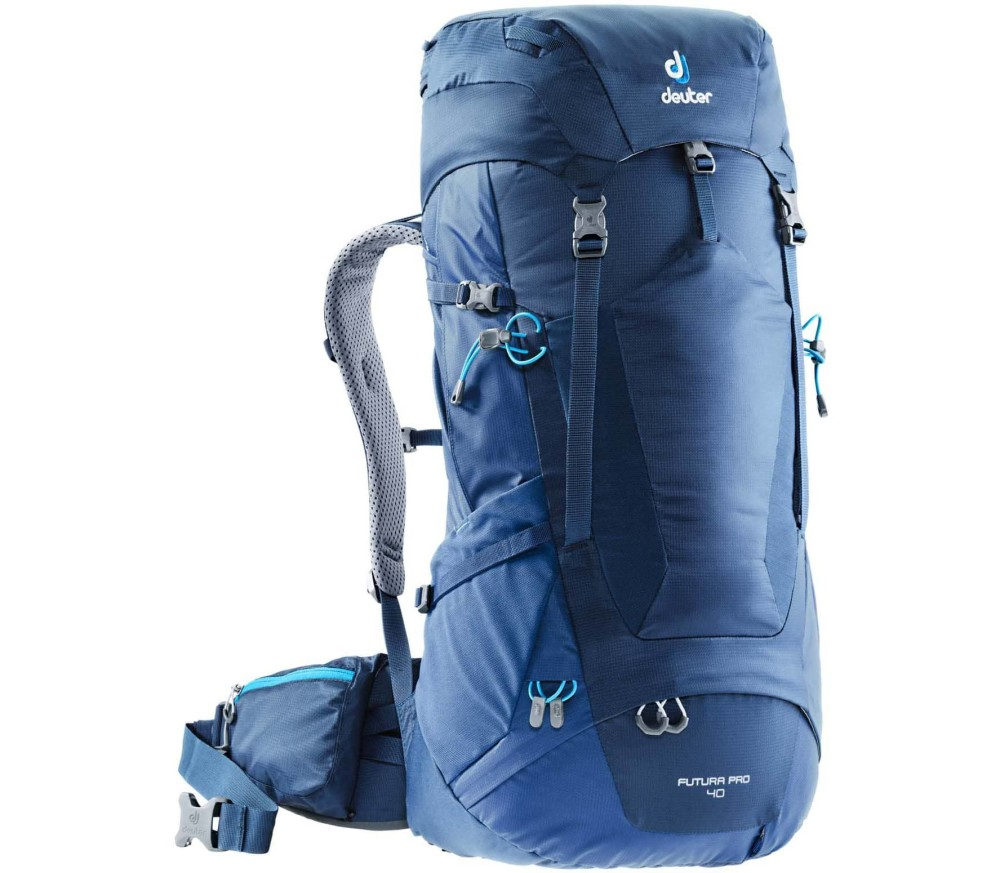 Deuter - Futura PRO 40 hiking backpack (blue)