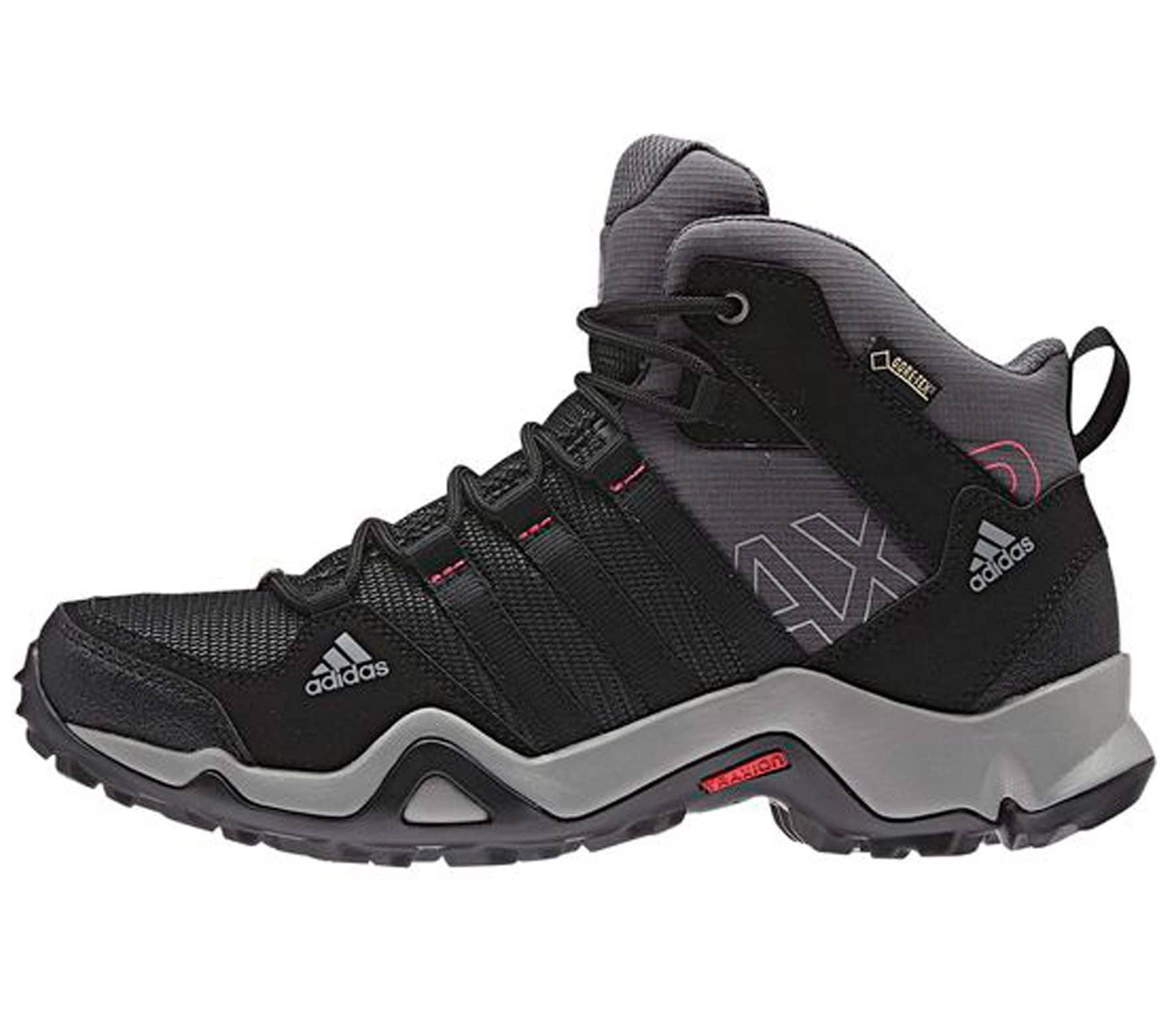 Adidas Gtx Women's Trekking Shoes Ax2 Mid Mujer Negro 6f7gby
