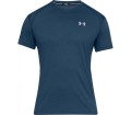 Under Armour Streaker 2.0 Hommes Haut running bleu
