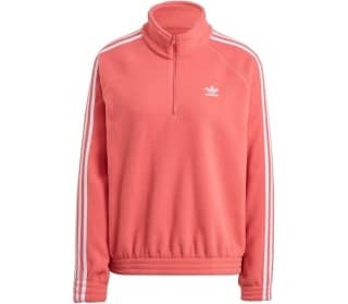 Fleece Women Halfzip