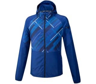 Mizuno Printed Men Tennis Jacket