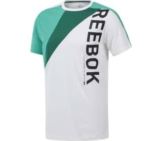 Colorblocked Men Training Top