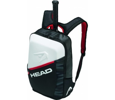 Head Djokovic Tennisrucksack black