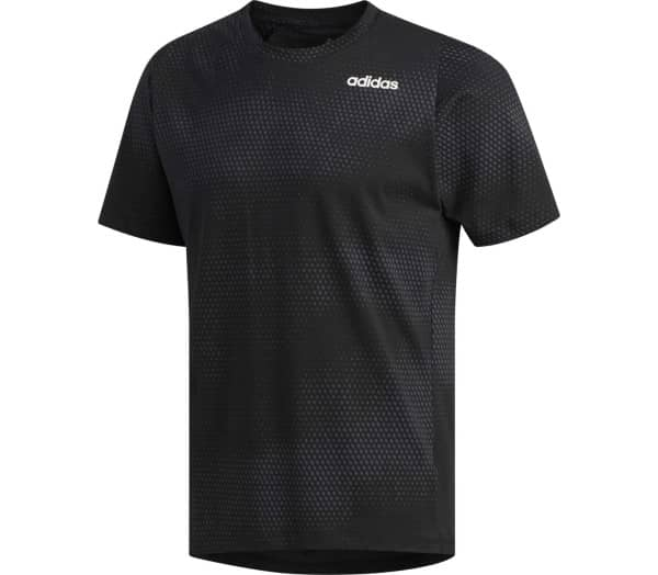 ADIDAS Freelift Graphic Tech Cotton Herren Trainingsshirt - 1