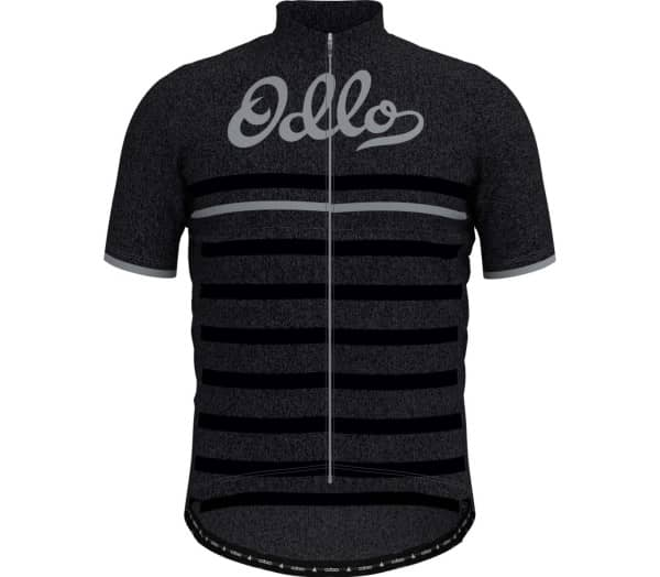 ODLO Stand-up Collar s/s Full Zip Element Herren Radtrikot - 1