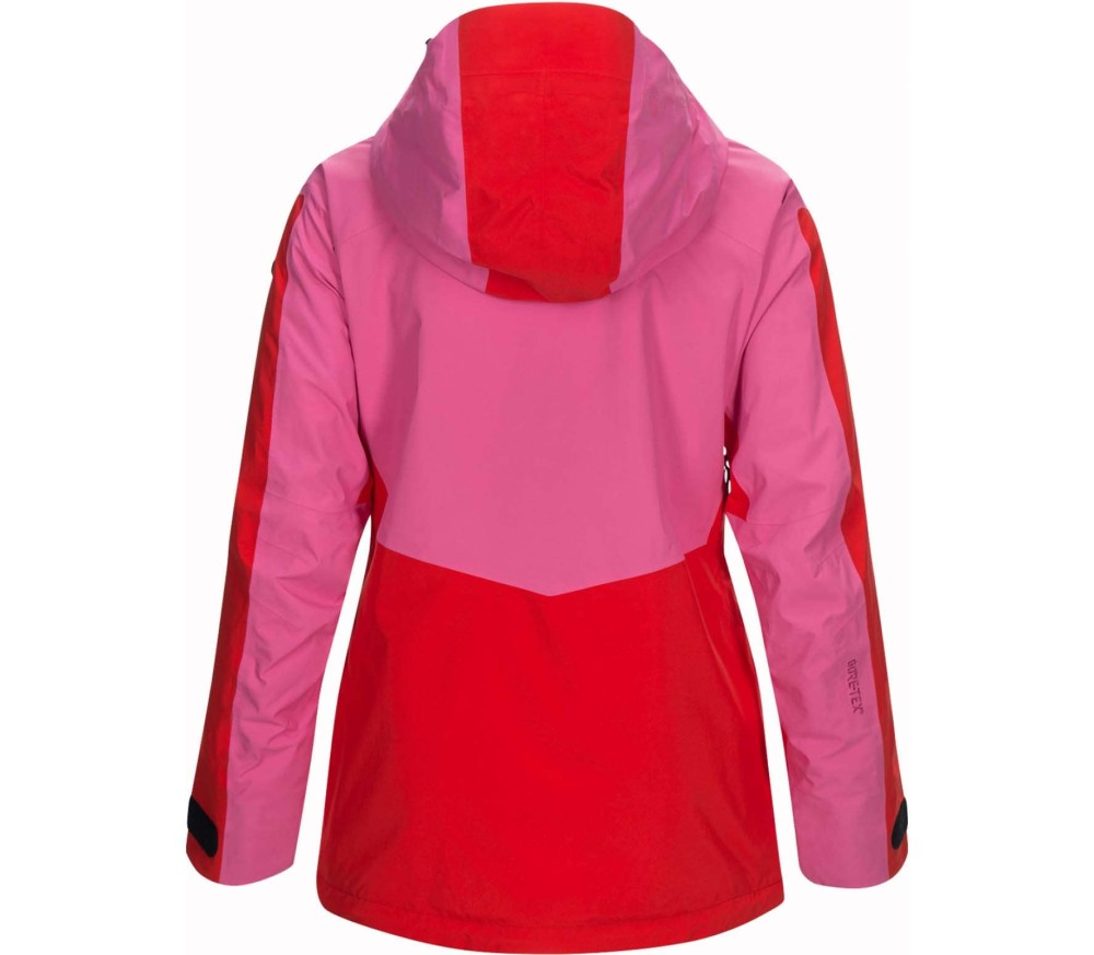 Peak Performance - Gravity women's 2-layer ski jacket (pink)