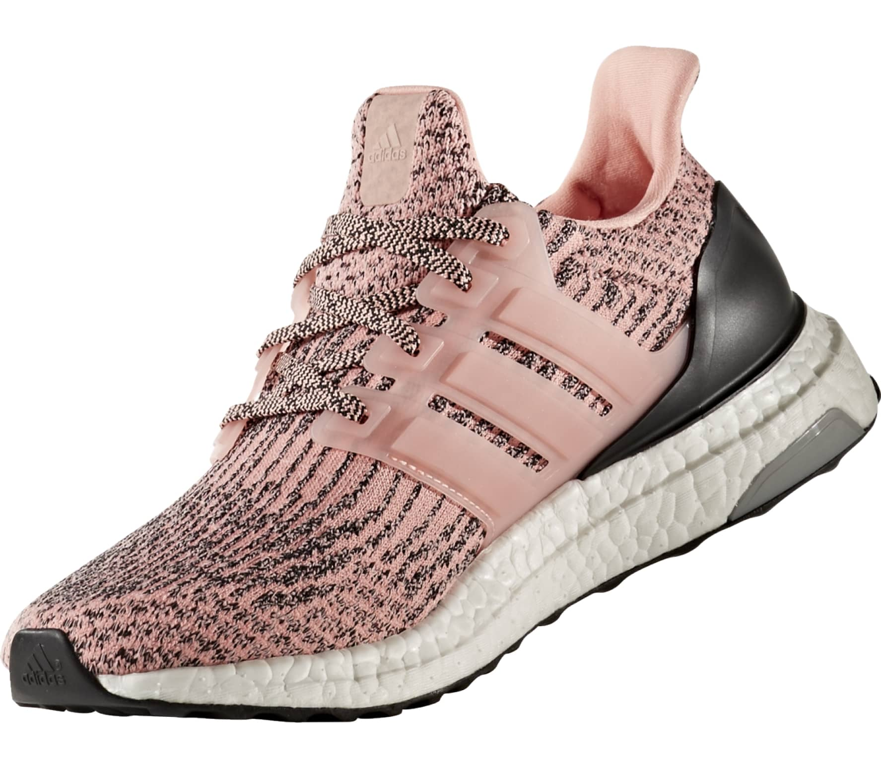 official photos ca8bb c36b4 Adidas - Ultra Boost womens running shoes (light pinkwhite)