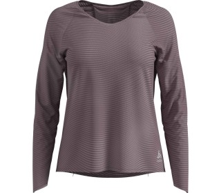 ODLO Alma Natural BL Top Crew Neck Damen Longsleeve