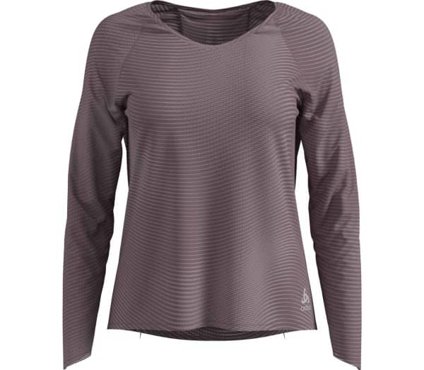 ODLO Alma Natural BL Top Crew Neck Damen Longsleeve - 1