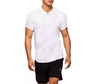 ASICS Elite Men Tennis Polo Shirt