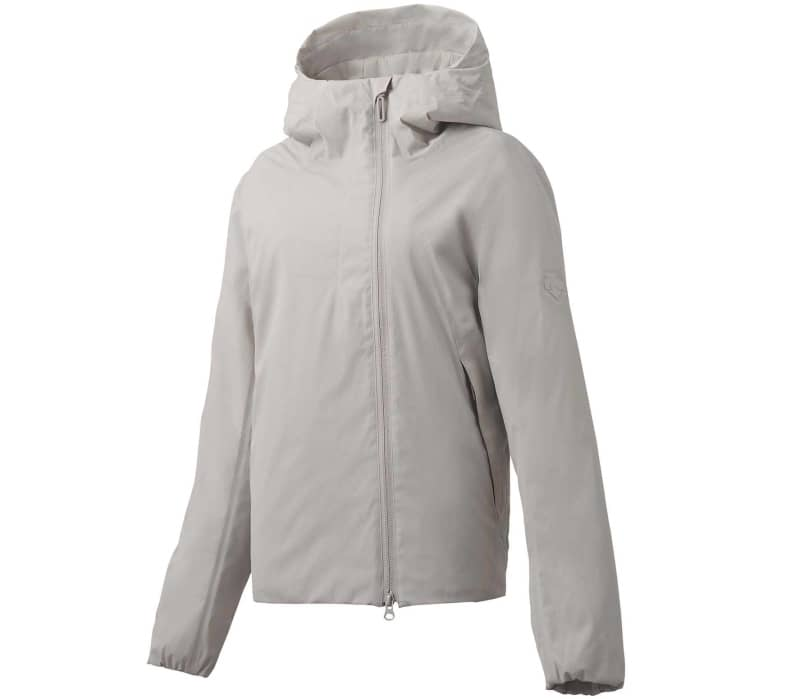 Perforated Insulation Hooded Femmes Coupe-vent