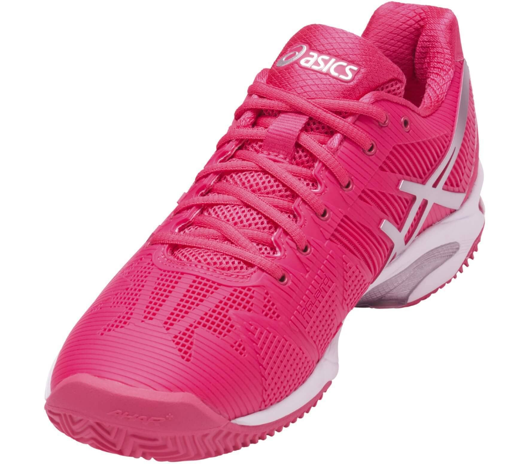 De Solution Tennis Gel Femmes Speed Asics Clay 3 rouge Chaussure 5qfg0xZHw