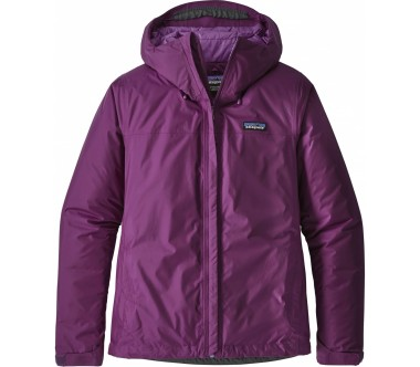 Patagonia - Insulated Torrentshell women's hardshell anorak (purple)