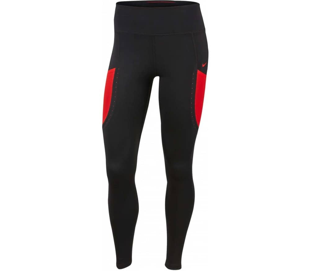 Nike One Lux Women Training Tights black