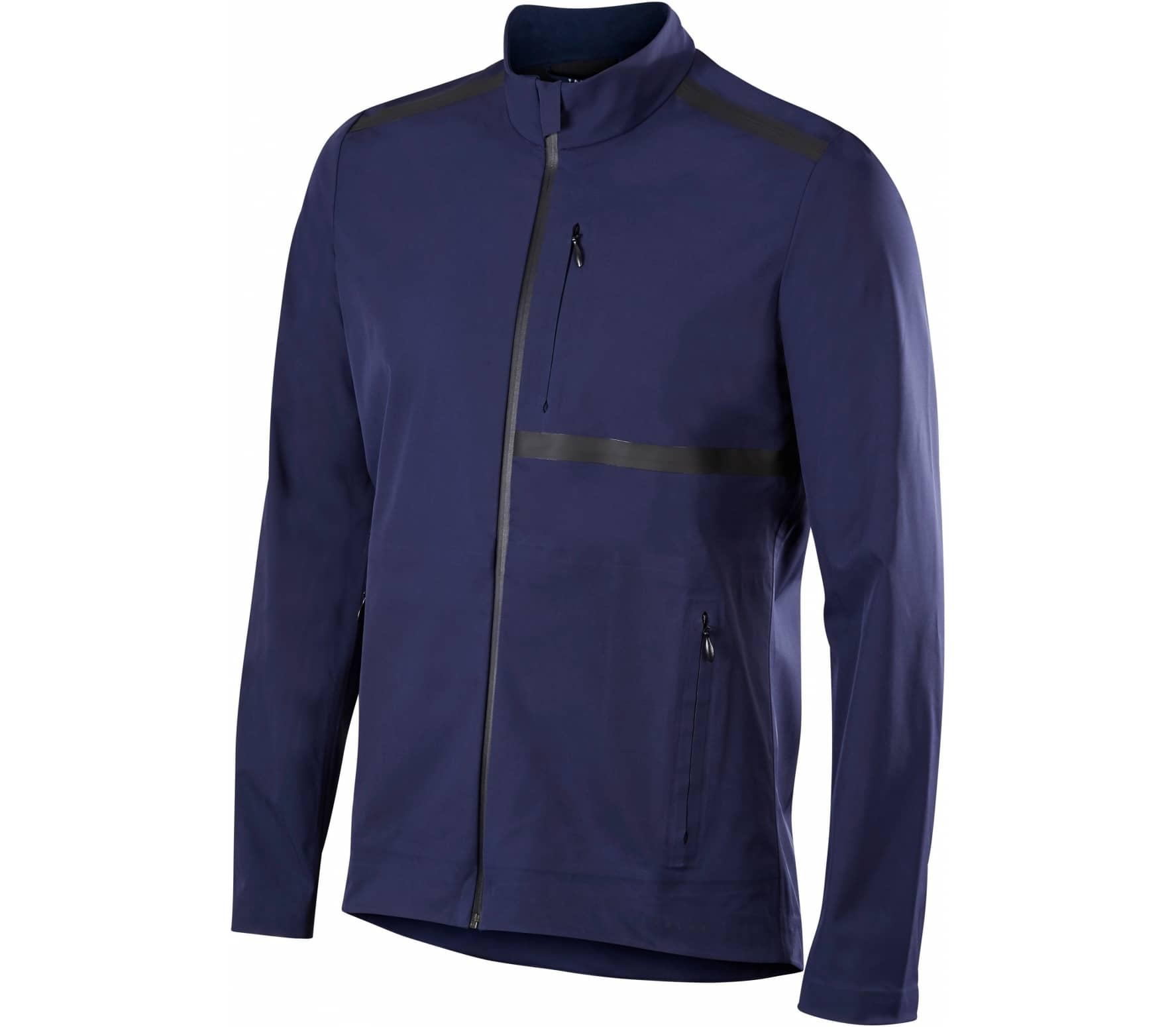 Falke - Softshell men's running jacket (dark blue) - M thumbnail