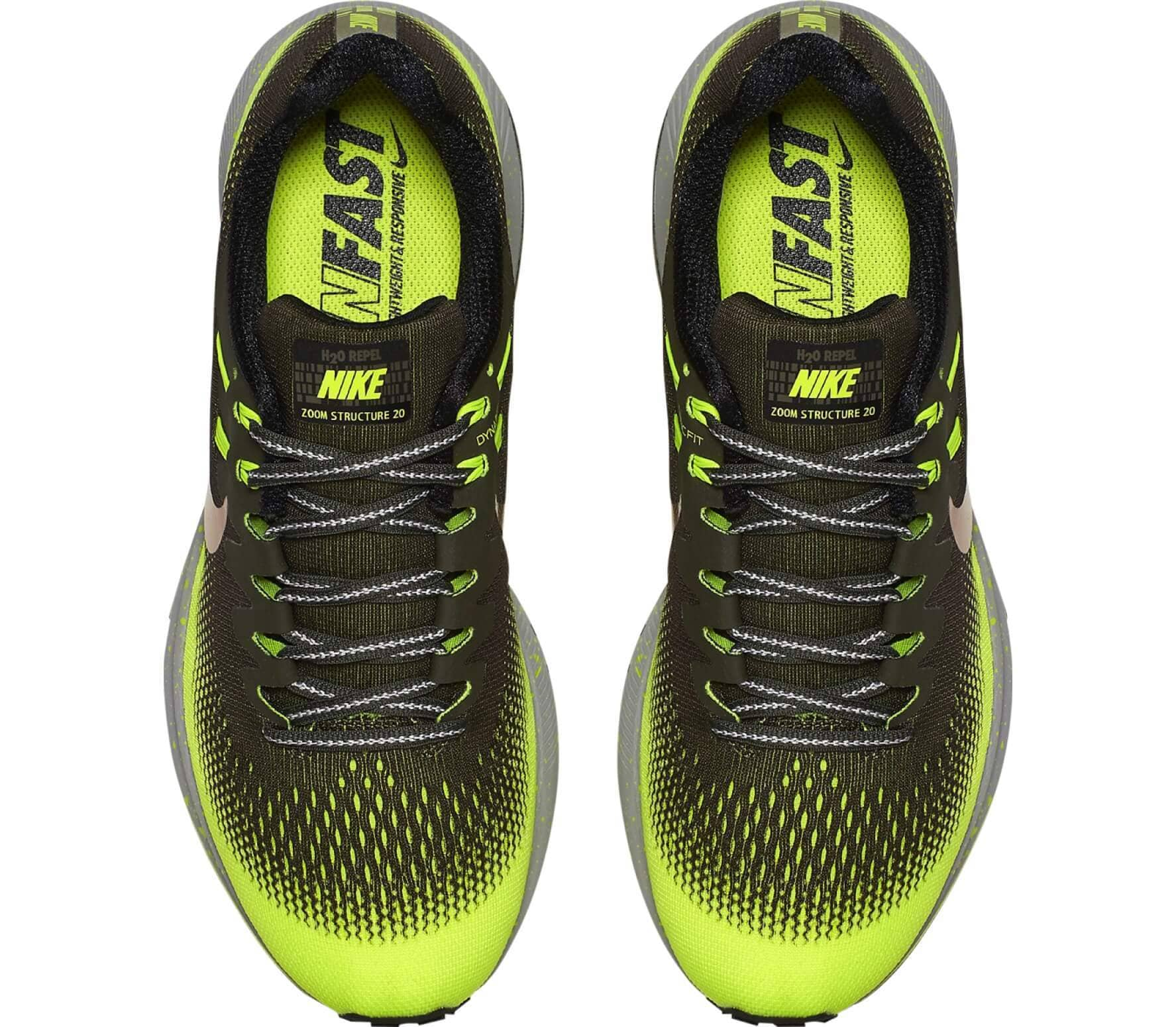 d34815924 ... netherlands nike air zoom structure 20 shield zapatillas de running  para hombre verde oscuro d110b 5d76a