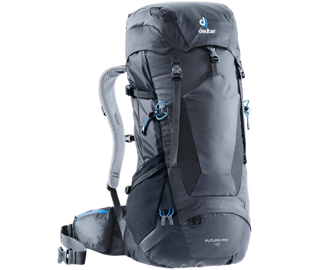 Deuter - Futura PRO 40 hiking backpack (black)