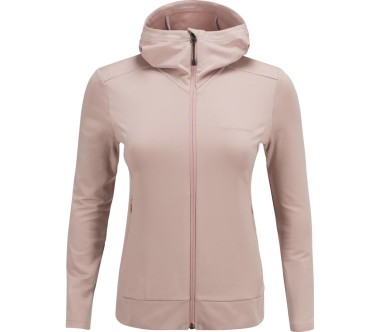 Peak Performance - Ace Zip women's hoodie (pink)