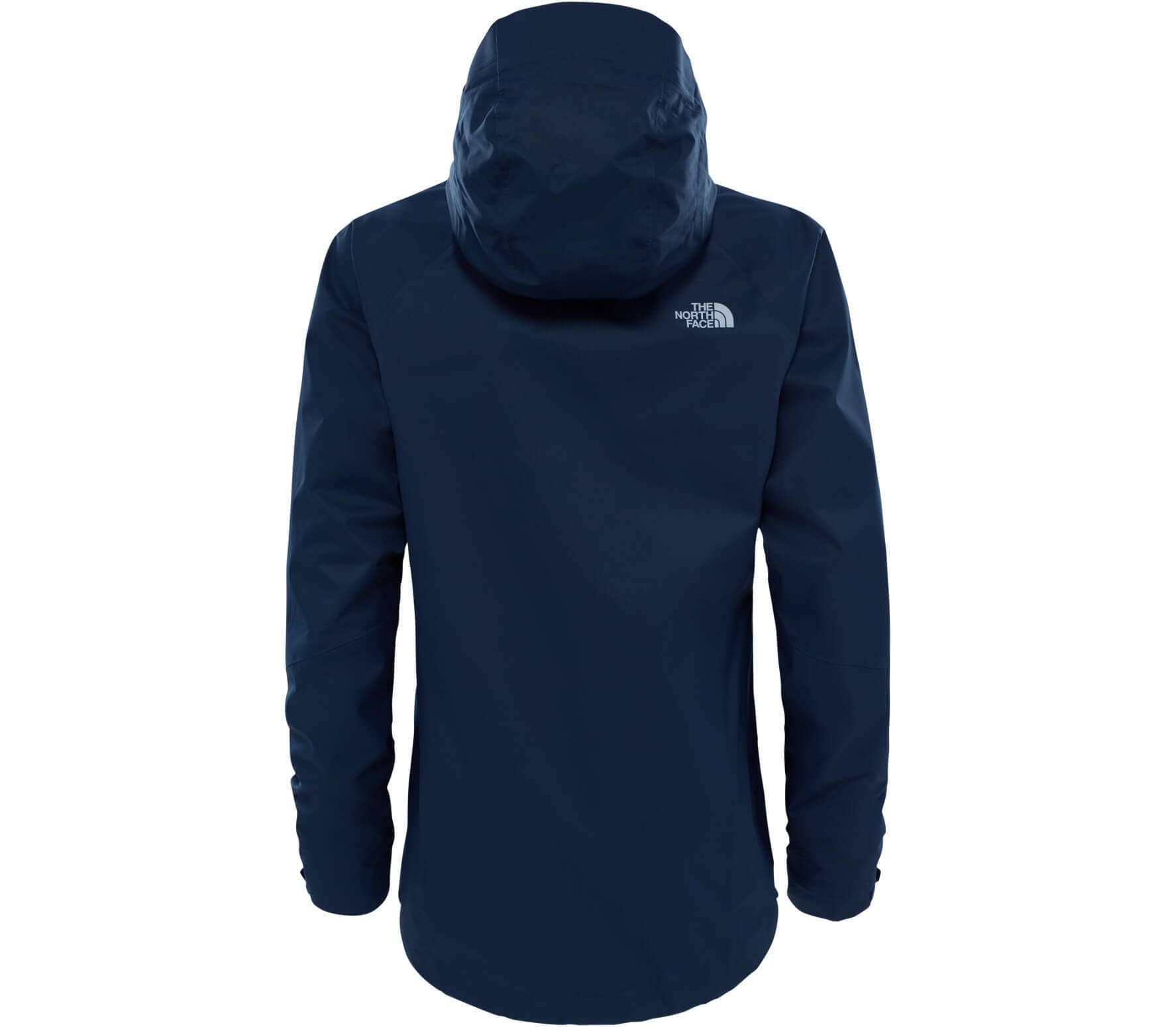 official photos 768ed 870c8 The North Face - Sequence women's raincoat (dark blue)