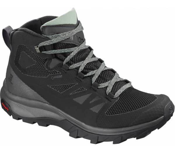 SALOMON Outline Mid GORE-TEX Women Hiking Boots - 1