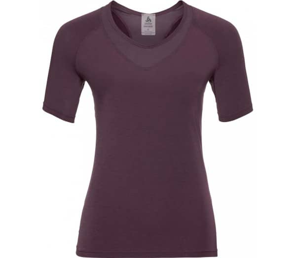 ODLO Lou Mesh BL Top Crew Neck Damen Trainingsshirt - 1