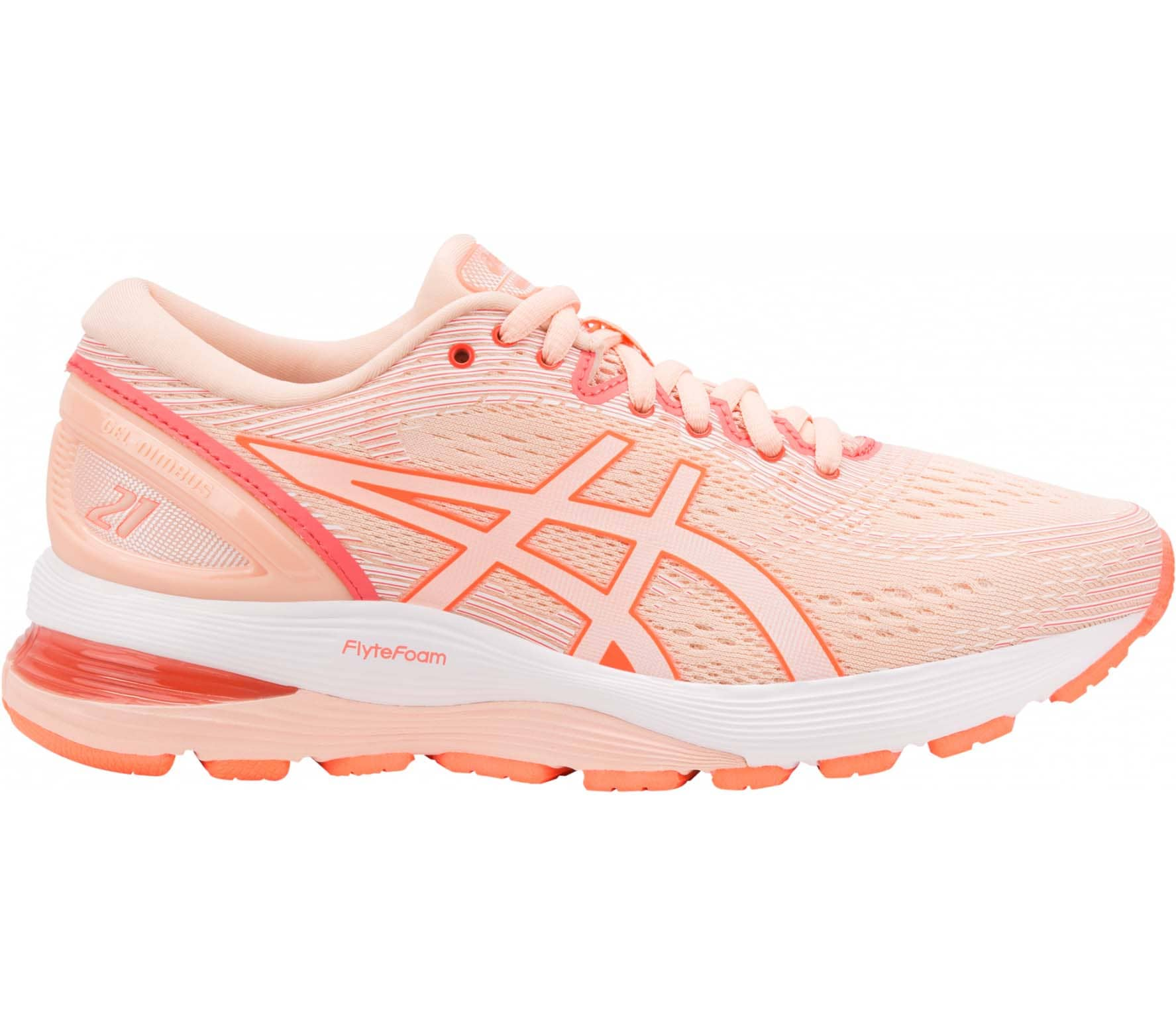 info for fcee0 4c507 ASICS GEL-NIMBUS 21 Women