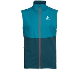 ODLO Zeroweight Warm Men Running Gilet