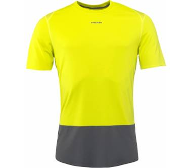 Head Vision Tech Men yellow