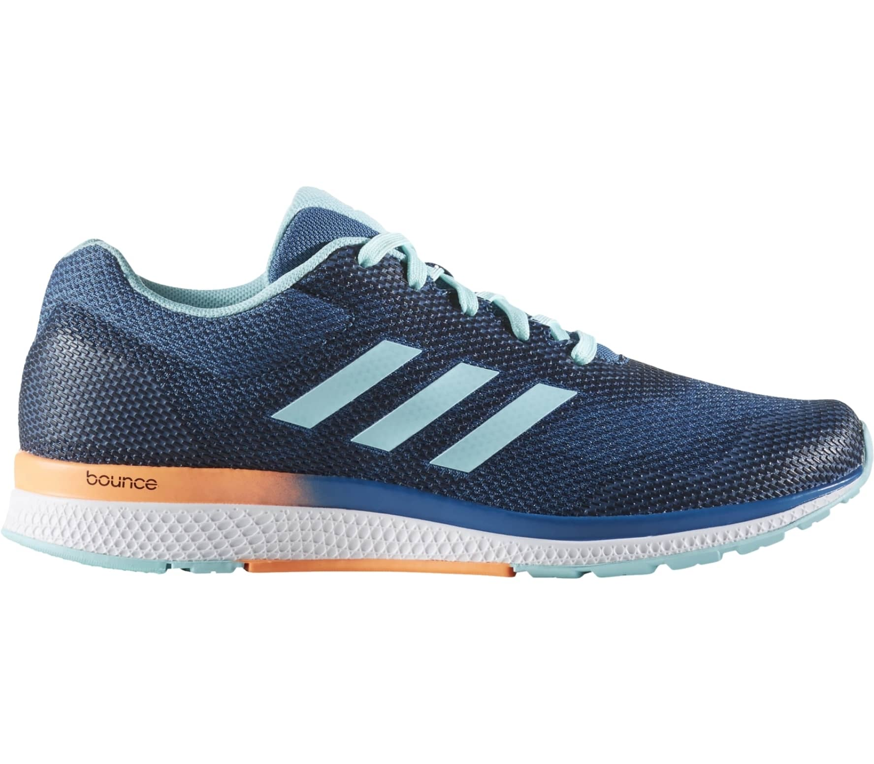 huge selection of 3e33d 98d6a Adidas - Mana Bounce 2 Aramis womens running shoes (blueorange)