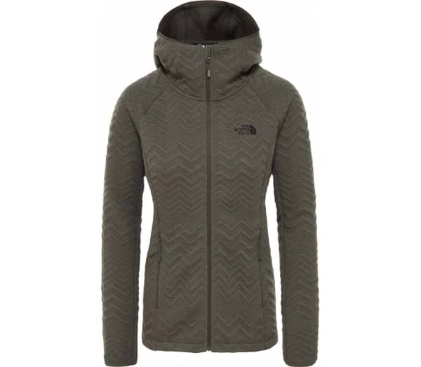 THE NORTH FACE Inlux Donna Giacca in pile - 1