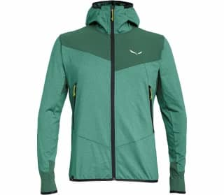 Salewa Agner Hybrid Polarlite Durastretch Men Fleece Jacket