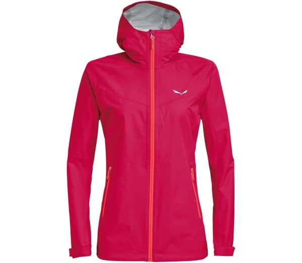 SALEWA Puez Aqua 3 Powertex Women Rain-Jacket - 1