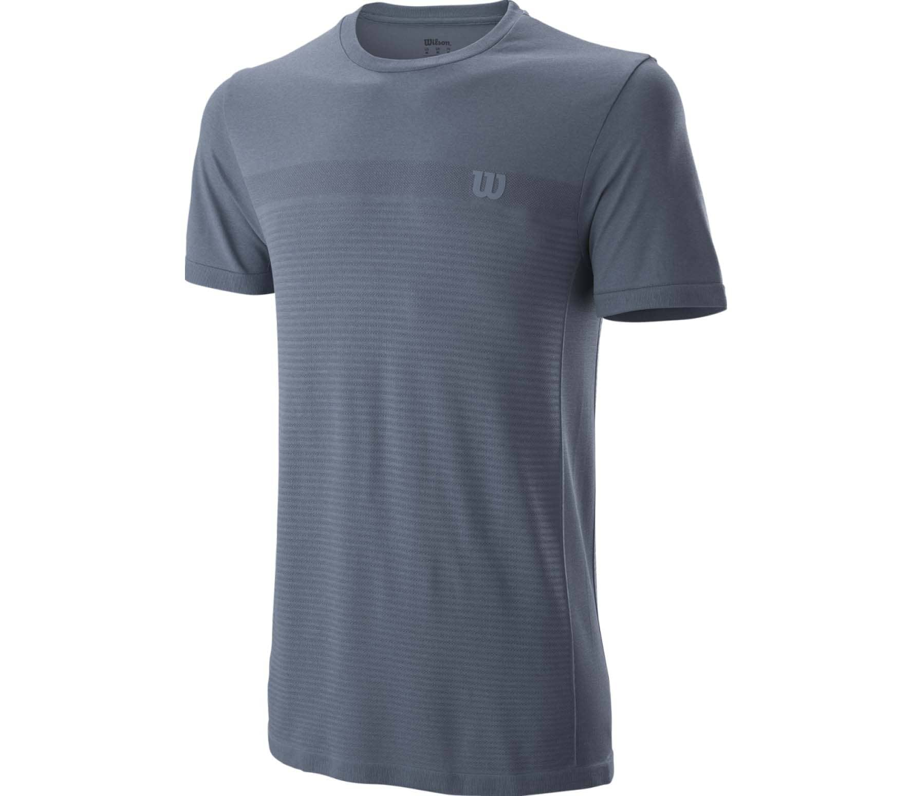 Competition Seamless Crew Hommes Haut tennis
