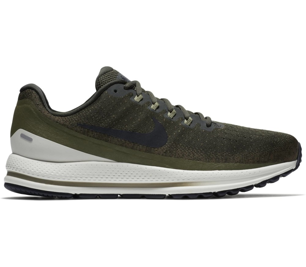 c29a2f047b34 Nike - Air Zoom Vomero 13 men s running shoes (dark green white ...