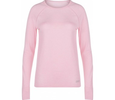 Lorna Jane - Freedom long-sleeved women's training top (pink)