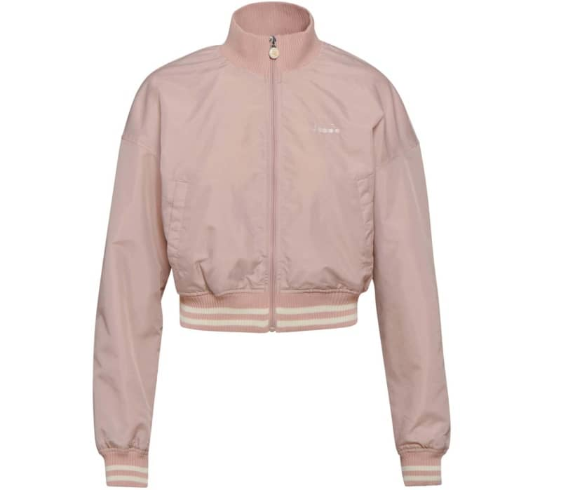L. BARRA Women Bomber Jacket