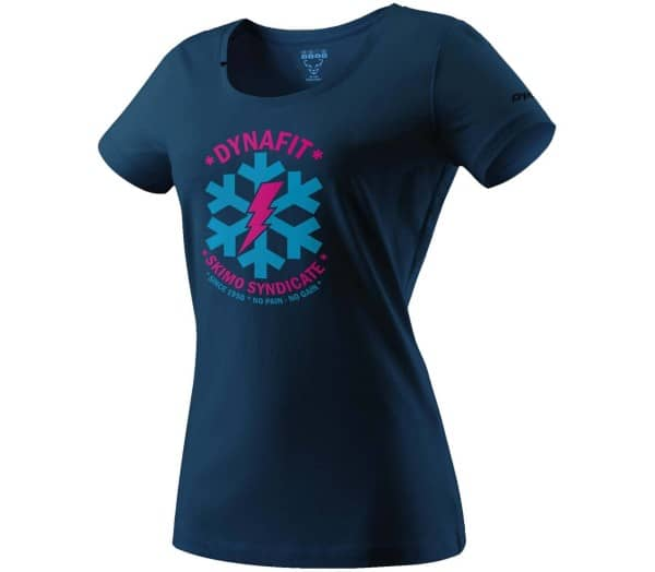 DYNAFIT Graphic Co S/S Women T-Shirt - 1