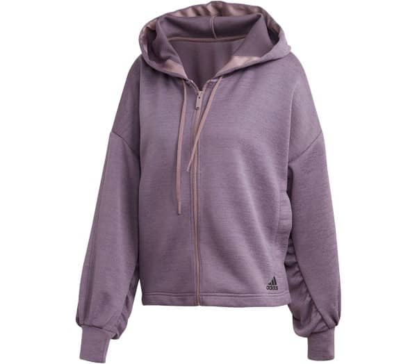 ADIDAS Gather Women Zip-up Sweatshirt - 1