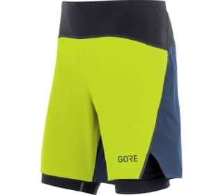 R7 2in1 Men Running Shorts