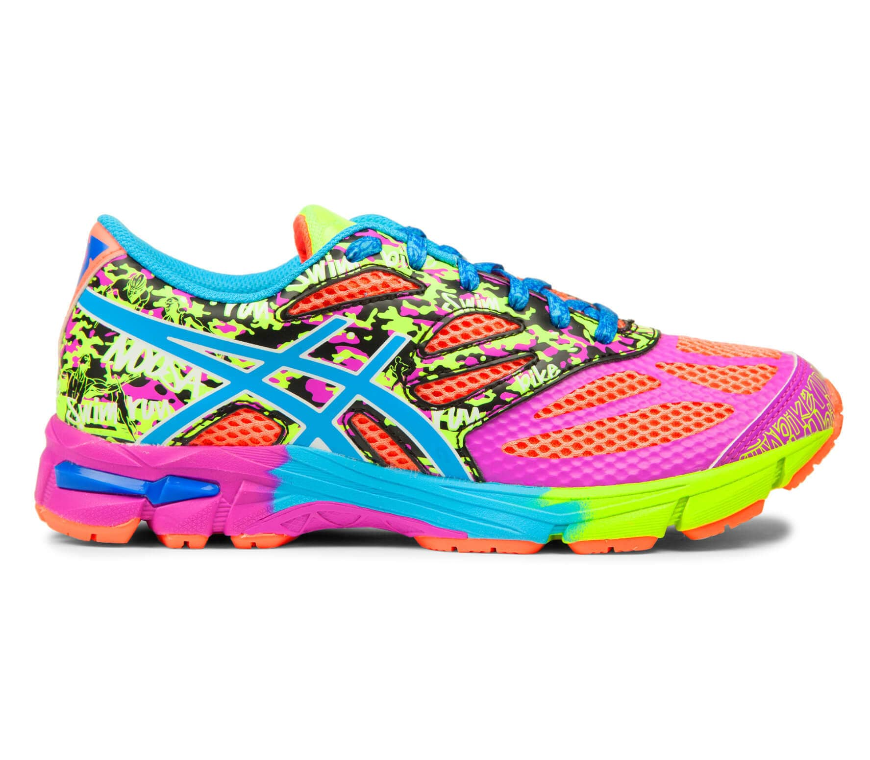 Asics Gel Noosa Tri 10 GS Junior Running Shoes Sports Shoes